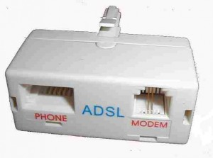 Standard ADSL Filter