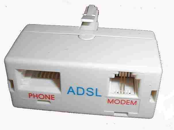 What Is An Adsl Filter Why Do I Need Them Bonded Adsl
